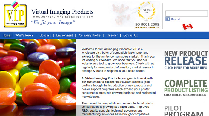 Virtual Imaging Products